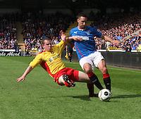 Albion Rovers v Rangers 280713