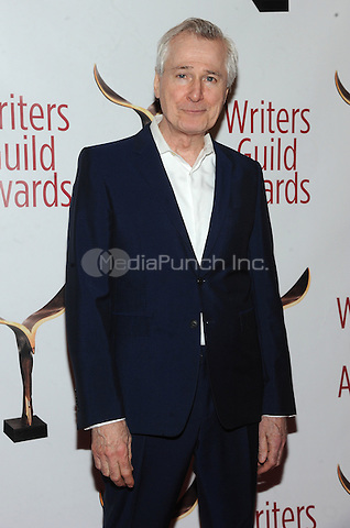NEW YORK, NY - FEBRUARY 19: John Patrick Stanley attends the 69th Annual Writers Guild Awards New York ceremony at Edison Ballroom on February 19, 2017 in New York City. Photo by: John Palmer/ MediaPunch