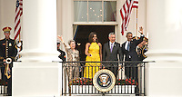 Washington DC, August 2, 2016, USA:President Barack Obama and First Lady Michelle Obama welcome Prime Minister Lee Hsien Loong of Singapore, to the White House for an official visit. Patsy Lynch/MediaPunch