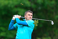 Billy McGarry on the 2nd tee during Round 4 of the Connacht Stroke Play Championship 2019 at Portumna Golf Club, Portumna, Co. Galway, Ireland. 09/06/19<br /> <br /> Picture: Thos Caffrey / Golffile<br /> <br /> All photos usage must carry mandatory copyright credit (© Golffile | Thos Caffrey)