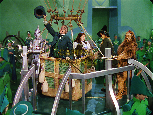 The Wizard of Oz (1939) <br /> Jack Haley, Frank Morgan, Judy Garland, Ray Bolger, Bert Lahr<br /> *Filmstill - Editorial Use Only*<br /> CAP/KFS<br /> Image supplied by Capital Pictures