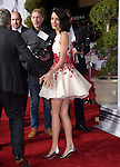 Amal Clooney attends The Universal Pictures Hail,Caesar! World Premiere held at The Regency Village Theatre in Westwood, California on February 01,2016                                                                               © 2016 Hollywood Press Agency