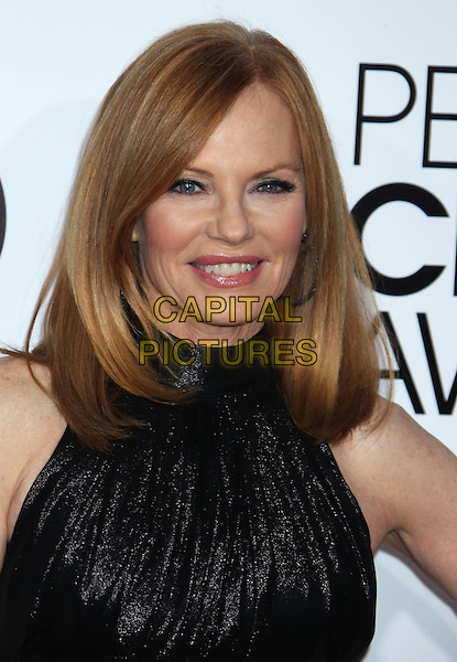 8 January 2014 - Los Angeles, California - Marg Helgenberger. 40th Annual People's Choice Awards - Arrivals held at Nokia Theatre L.A. Live.<br /> CAP/ADM/RE<br /> &copy;Russ Elliot/AdMedia/Capital Pictures