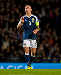 Scotland's Scott Brown during the World Cup Qualifying Group F match at Hampden Park Stadium, Glasgow. Picture date 4th September 2017. Picture credit should read: Craig Watson/Sportimage