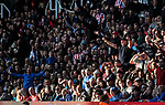 Stoke's fans get behind their team during the premier league match at the Britannia Stadium, Stoke on Trent. Picture date 9th September 2017. Picture credit should read: David Klein/Sportimage