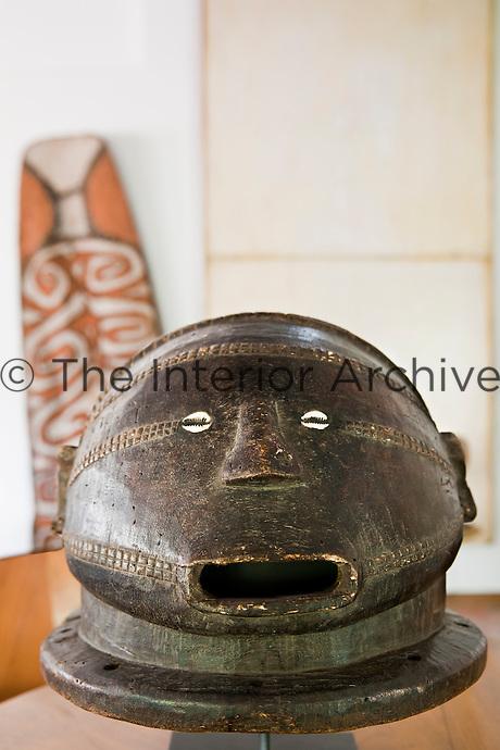 A Tabwa Congo mask