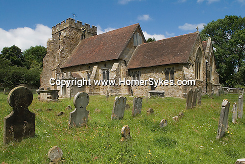 John Fuller of Brightling Sussex 1757-1834. Brightling Paris Church churchyard. St Thomas a Becket.