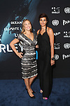 Journalist and Activist Deborah Bassett and Artist Asher Jay Attend President of the General Assembly of the United Nations and Parley Oceans Launch Event