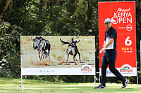 Nico Geyger (CHI )during the third round of the Magical Kenya Open presented by ABSA, played at Karen Country Club, Nairobi, Kenya. 16/03/2019<br /> Picture: Golffile | Phil Inglis<br /> <br /> <br /> All photo usage must carry mandatory copyright credit (&copy; Golffile | Phil Inglis)