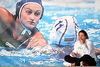 Roberta Bianconi Orizzonte <br /> Roma 05/01/2019 Centro Federale  <br /> Final Six Pallanuoto Donne Coppa Italia <br /> L'Ekipe Orizzonte Catania - Rapallo Pallanuoto semifinale <br /> Foto Andrea Staccioli/Deepbluemedia/Insidefoto