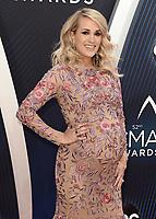 11/14/18 - Nashville:  52nd Annual CMA Awards - Arrivals