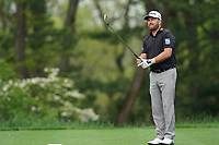 Graeme McDowell (NIR) on the 14th tee during the 2nd round at the PGA Championship 2019, Beth Page Black, New York, USA. 18/05/2019.<br /> Picture Fran Caffrey / Golffile.ie<br /> <br /> All photo usage must carry mandatory copyright credit (&copy; Golffile | Fran Caffrey)