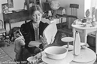 Elizabeth Fritsch, ceramicist 1977