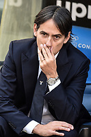 Simone Inzaghi, Lazio coach.<br /> Roma 29-12-2018 Stadio Olimpico<br /> Football Calcio Campionato Serie A<br /> 2018/2019 <br /> Lazio - Torino<br /> Foto Antonietta Baldassarre / Insidefoto