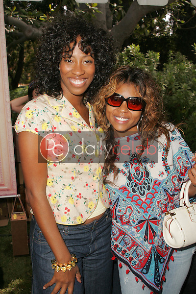 Shondrella Avery and Taraji P Henson<br />