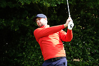 Ruaidhri McGee (IRL) in action during the first round of the Hauts de France-Pas de Calais Golf Open played at Aa Saint-Omer GC, Saint - Omer, France. 13/06/2019<br /> Picture: Golffile | Phil Inglis<br /> <br /> <br /> All photo usage must carry mandatory copyright credit (© Golffile | Phil Inglis)