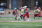 St. George's vs. Evangelical Christian School in Cordova, Tenn. on Thursday, March 3, 2016. St. George's scored two goals in the final 44 seconds to win 7-6.