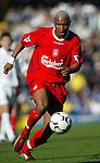 El Hadji Diouf of Liverpool