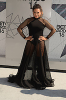 LOS ANGELES, CA - JUNE 26: Tisha Campbell at the 2016 BET Awards at the Microsoft Theater on June 26, 2016 in Los Angeles, California. Credit: David Edwards/MediaPunch