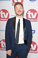 David Ames at the TV Choice Awards 2017 at The Dorchester Hotel, London, UK. <br /> 04 September  2017<br /> Picture: Steve Vas/Featureflash/SilverHub 0208 004 5359 sales@silverhubmedia.com