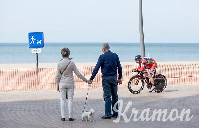 dog safe <br /> <br /> 3 Days of De Panne 2017<br /> afternoon stage 3b: ITT De Panne-De Panne (14,2km)