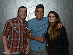 Gaz from MTV reality show Geordie Shore at Earth Night Club Drogheda.  Photo:Colin Bell/pressphotos.ie