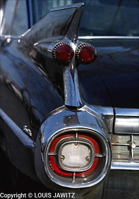 1959 cadillac ,fins, black, caddy, tail lights ,
