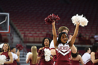 NWA Democrat-Gazette/J.T. WAMPLER South Carolina beat Arkansas 79-49 Sunday Feb. 5, 2017 at Bud Walton Arena in Fayetteville.