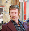 American Buffalo <br /> by David Mamet <br /> directed by Daniel Evans<br /> at Wyndham's Theatre, London, Great Britain <br /> press photocall <br /> 21st April 2015 <br /> <br /> <br /> Damian Lewis <br /> <br /> <br /> <br /> <br /> <br /> Photograph by Elliott Franks <br /> Image licensed to Elliott Franks Photography Services