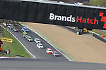 Race 1 - Renault Clio Cup UK Brands Hatch 2011