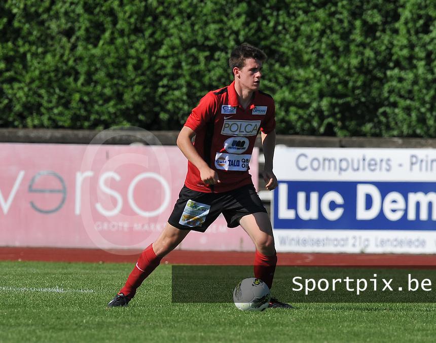 FC Izegem : Arne Scheldeman.foto VDB / David Catry
