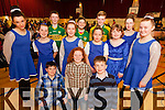 Children from Renard taking part in the South Kerry Finals of Scór na bPaistí in Foilmore on Saturday were front l-r; Aodhán O'Neill, Rebecca Corcoran, Tomás Kelly, back l-r; Lil Kelly, Deirdre Kelly, Michael Keating, Chloe Sheehan, Ciaran O'Connell, Niamh McCrohan, Brendan Kelly, Fiona O'Shea, Nessa Walsh & Vicky McCarthy.