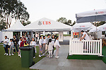 Spectator village at the 58th UBS Hong Kong Golf Open as part of the European Tour on 09 December 2016, at the Hong Kong Golf Club, Fanling, Hong Kong, China. Photo by Vivek Prakash / Power Sport Images