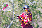 Los Angeles, CA 04/01/16 - Trey Cranney (USC #3) in action during the University of Southern California and Loyola Marymount University SLC conference game  USC defeated LMU.