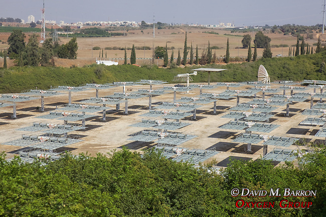 Israel's Weizmann Institute of Science Solar Power Study