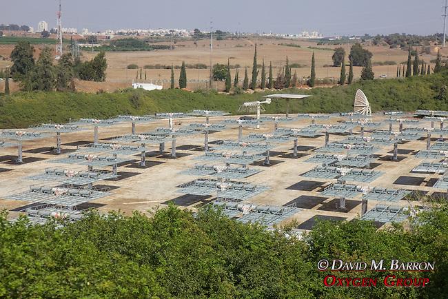 Israel's Weizmann Institute of Science Solar Power Study