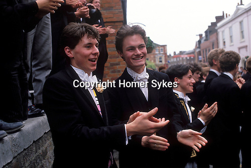 ETON PUBLIC SCHOOL 550TH ANNIVERSARY JUNE 1990,