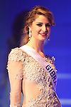 December 17, 2013, Tokyo, Japan - Gibraltar Jamielee Randall at the 2013 Miss International beauty pageant, Tokyo, Japan, 17 December 2013. (Photo by Motoo Naka/AFLO)