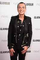 Julian MacDonald<br /> arrives for the Glamour Women of the Year Awards 2016, Berkley Square, London.<br /> <br /> <br /> &copy;Ash Knotek  D3130  07/06/2016