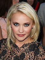 WESTWOOD, LOS ANGELES, CA, USA - JUNE 10: Emily Osment at the World Premiere Of Columbia Pictures' '22 Jump Street' held at the Regency Village Theatre on June 10, 2014 in Westwood, Los Angeles, California, United States. (Photo by Xavier Collin/Celebrity Monitor)