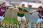 in Action in the Kerry v Westmeath Allianz National league clash at Austin Stack Park, Tralee on Sunday