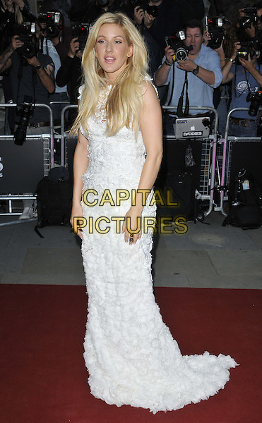 LONDON, ENGLAND - SEPTEMBER 02: Ellie Goulding attends the GQ Men of the Year Awards 2014, Royal Opera House, Covent Garden, on Tuesday September 02, 2014 in London, England, UK. <br /> CAP/CAN<br /> &copy;Can Nguyen/Capital Pictures