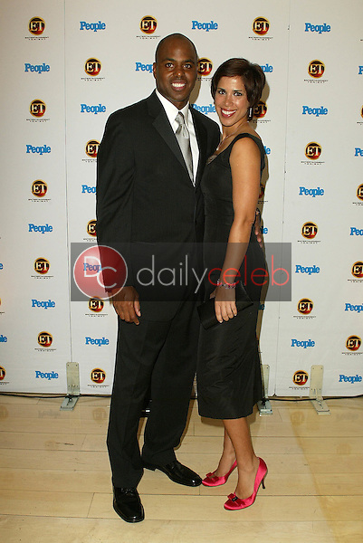 Kevin Frazier and friend<br />