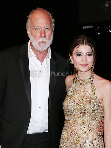 Hollywood, CA - February 19: Adrian Gurvitz, Sami Gayle, At 3rd Annual Hollywood Beauty Awards_Show, At Avalon Hollywood In California on February 19, 2017. Credit: Faye Sadou/MediaPunch