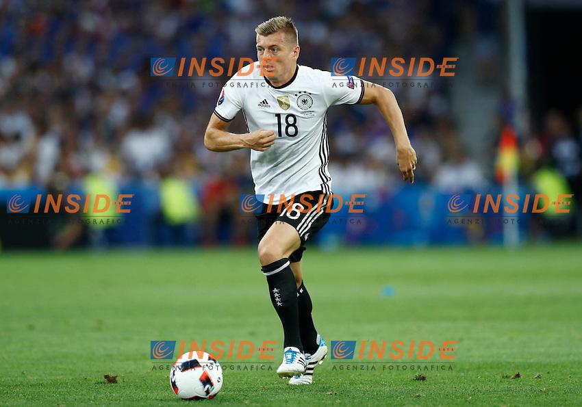 Toni Kroos (Germany) <br /> Marseille 07-07-2016 Stade Velodrome Football Euro2016 Germany - France / Germania - Francia Semi-finals / Semifinali <br /> Foto Matteo Ciambelli / Insidefoto