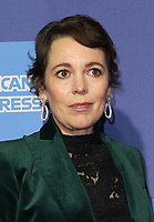 03 January 2019 - Palm Springs, California - Olivia Colman. 30th Annual Palm Springs International Film Festival Film Awards Gala held at Palm Springs Convention Center.            <br /> CAP/ADM/FS<br /> &copy;FS/ADM/Capital Pictures