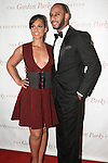 "Singer Alicia Keys and her husband Kasseem ""Swizz Beatz"" Dean arrive at the Gordon Parks Foundation 2014 Award Dinner and Auction on June 3, 2014 at Cipriani Wall Street, located on 55 Wall Street."