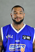 Basketball - Wellington Saints Headshots at ASB Sports Centre, Wellington, New Zealand on Friday 4 March 2016.<br /> Photo by Masanori Udagawa. <br /> www.photowellington.photoshelter.com.