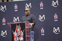 LOS ANGELES - NOV 1:  Lee Daniels at the Mariah Carey Hand and Footprint Ceremony at the TCL Chinese Theater IMAX on November 1, 2017 in Los Angeles, CA
