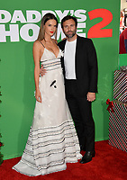 Alessandra Ambrosio &amp; Jamie Mazur at the premiere for &quot;Daddy's Home 2&quot; at the Regency Village Theatre, Westwood. Los Angeles, USA 05 November  2017<br /> Picture: Paul Smith/Featureflash/SilverHub 0208 004 5359 sales@silverhubmedia.com